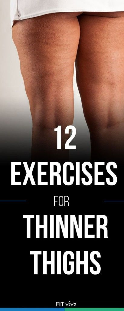 Thigh Workout For Women: Top 12 Exercises For Thinner Thighs – Health and Fitness Tips