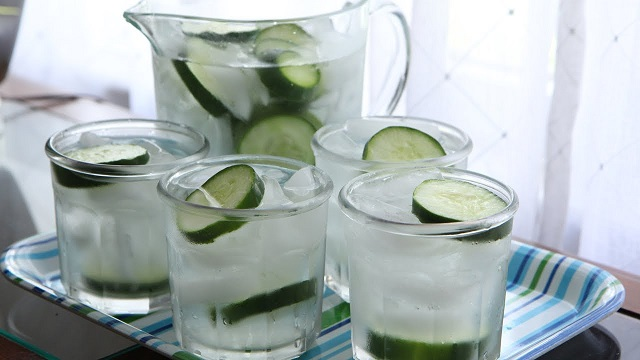 Amazing Health Benefits Of Cucumber Water You Probably Did Not Know! – Organic Healthy Food